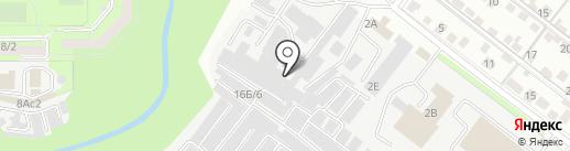 ТБМ-Черноземье на карте Липецка