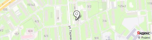 Ольга на карте Липецка