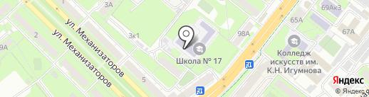 Федерация Синкёкусинкай на карте Липецка
