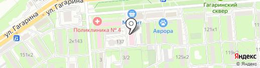 АнтиСПИД на карте Липецка