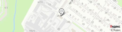 GLGroup на карте Липецка