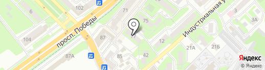 Chocolight на карте Липецка