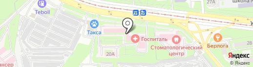 ЛДЦ МИБС на карте Липецка