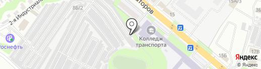 СПАС-Эвакуатор ЛИПЕЦК на карте Липецка