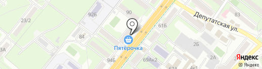 ФармМедТорг на карте Липецка