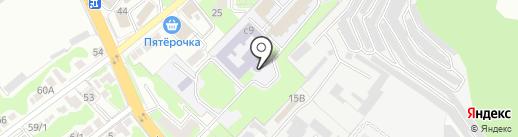 Российский детский фонд на карте Липецка