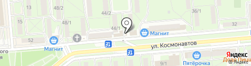 Бережная аптека на карте Липецка