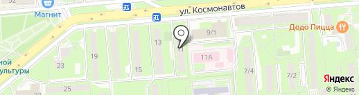 Дежавю на карте Липецка