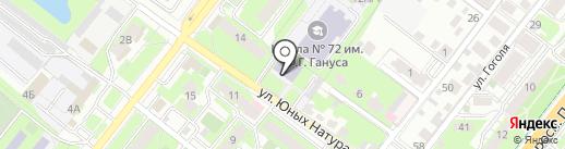 ЭкоМир на карте Липецка
