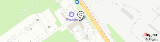 Липецк Викинги на карте Липецка