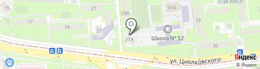 Творческая мастерская на карте Липецка