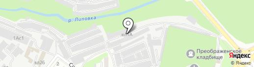 Ритуальный оптовый склад на карте Липецка