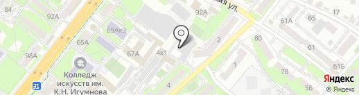Мастерская по ремонту электроинструмента и бензоинструмента на карте Липецка