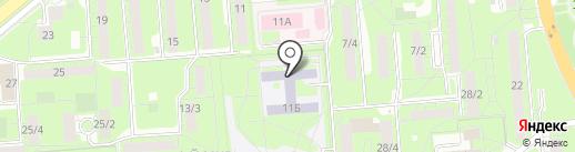 Лидер на карте Липецка