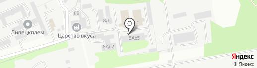 КС-Авто Центр на карте Липецка