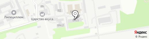 КС-Авто на карте Липецка