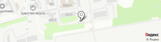 Хозяин Барин на карте Липецка