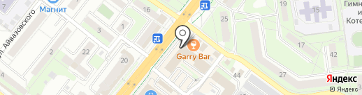 Экос Эстетик на карте Липецка