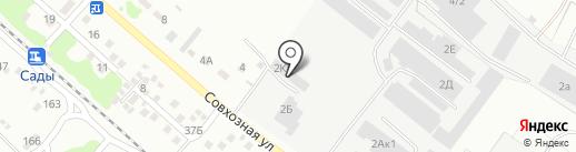 Keller на карте Ростова-на-Дону