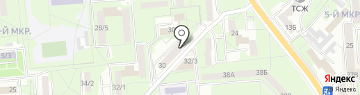 mak на карте Липецка