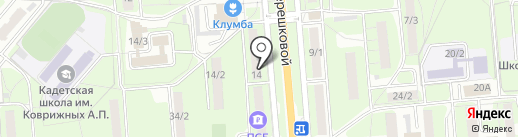 Sonno Bello на карте Липецка