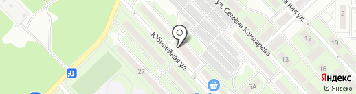 Таймаут на карте Липецка