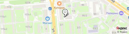 Amway на карте Липецка