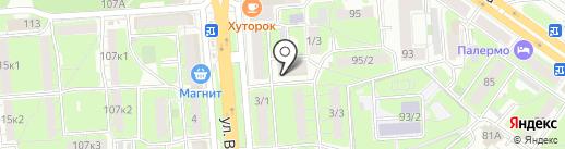 PROMTECH на карте Липецка