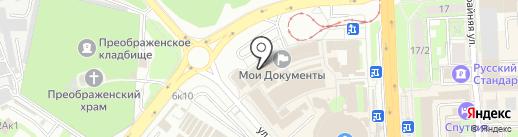 Буфет на карте Липецка