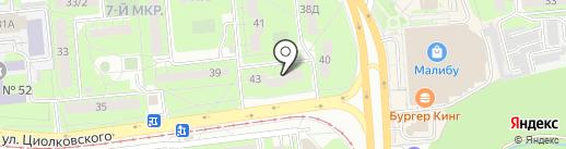 WebDesign48 на карте Липецка