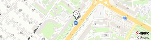 iDoctor на карте Липецка