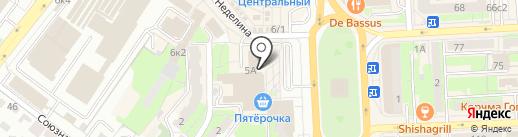 Магазин религиозных товаров на карте Липецка