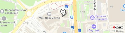 Букинистический книжный магазин на карте Липецка