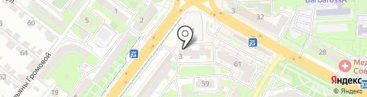 AR.COM на карте Липецка