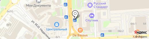 Любимая грядка на карте Липецка