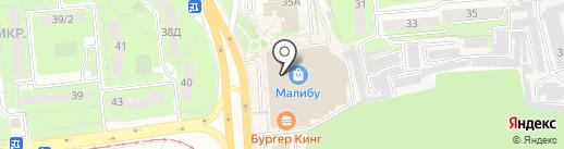 Ювелирная мастерская на карте Липецка