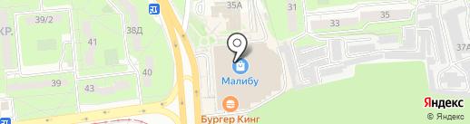 Mallini на карте Липецка