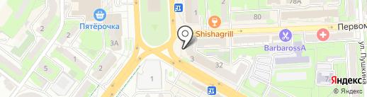 Apple48.ru на карте Липецка