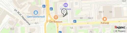 Ciel parfum на карте Липецка