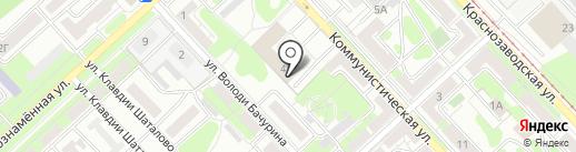 Автомастерская по удалению вмятин без покраски на карте Липецка