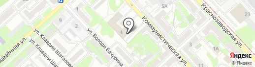 SPA club на карте Липецка