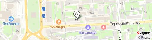 LORENA кухни на карте Липецка
