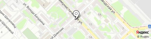 Мастерская по ремонту часов и ювелирных изделий на карте Липецка