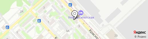 Beerkin на карте Липецка