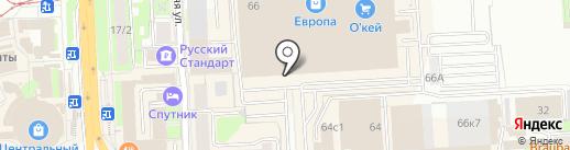 Barista Smart Cafe на карте Липецка