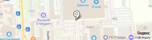 Читай-город на карте Липецка