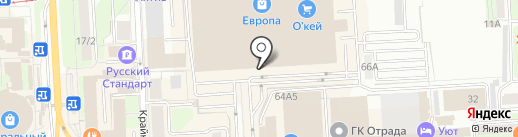 Алмаз-Холдинг на карте Липецка