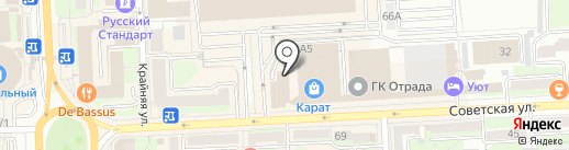 ИнфоГарант на карте Липецка