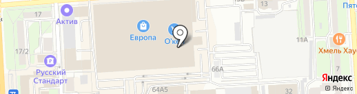 Media Markt на карте Липецка