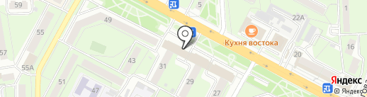 GrossHaus на карте Липецка